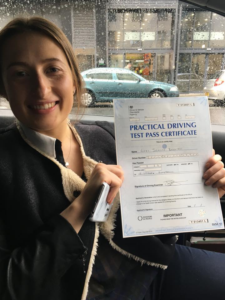 Refresher Driving Lessons Glasgow