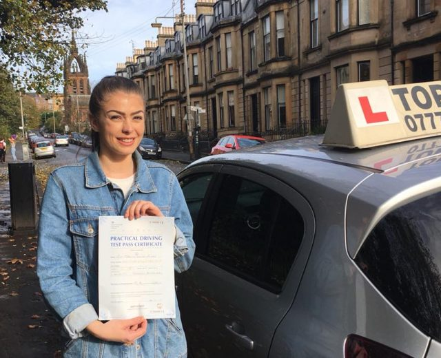 Driving Tuition Glasgow